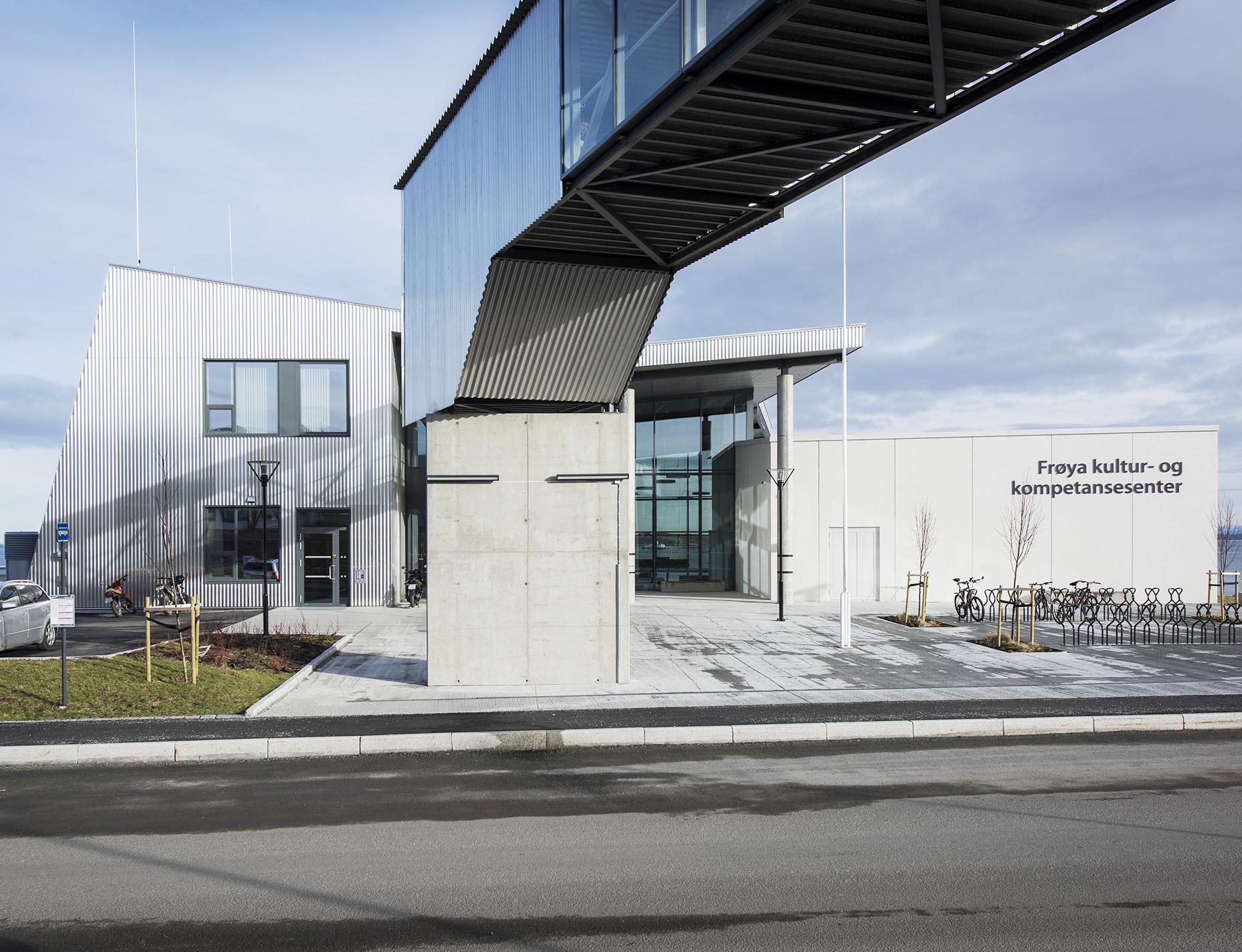 Foto Frøya kultursenter